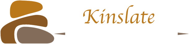 kinslate natural stone edmonton logo