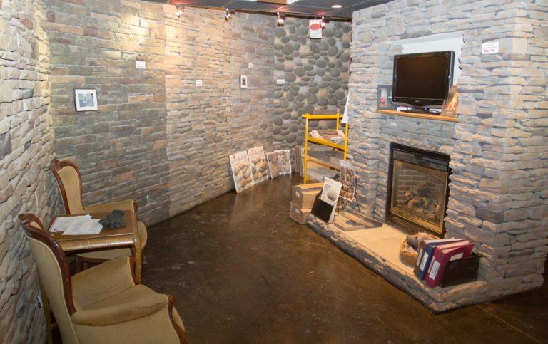 Kinslate Showroom Edmonton Natural Stone Rock Samples