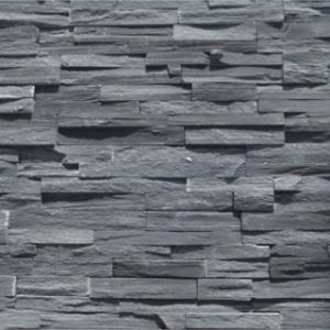 Kinslate Ledgestone Charcoal S-0510A