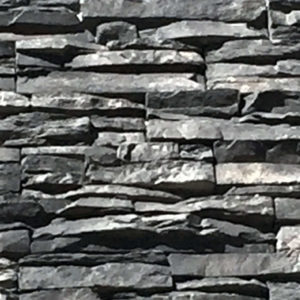 New Winter Black Natural Stone Edmonton