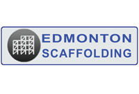 Edmonton Scaffoling Logo