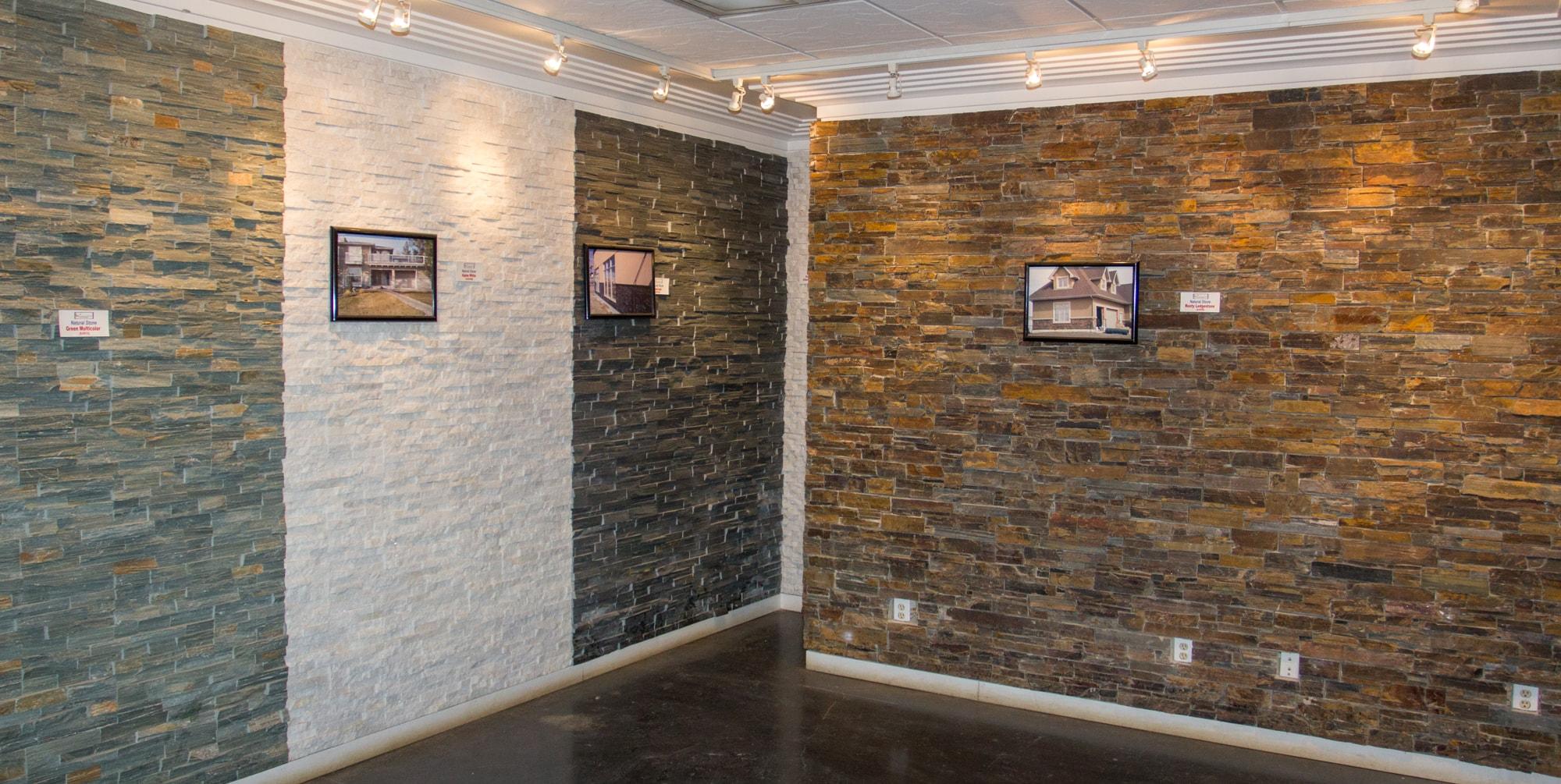 Kinslate Natural Stone Edmonton Show Room